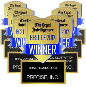 Precise Trial Services Awards