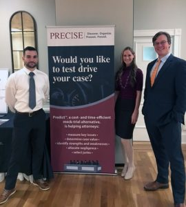 Precise Sponsors Delaware Today's Top Lawyers Reception