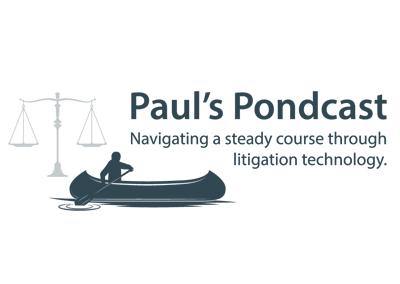 Paul's Pondcast Episode 3 With Guest David Kwass, Esq.